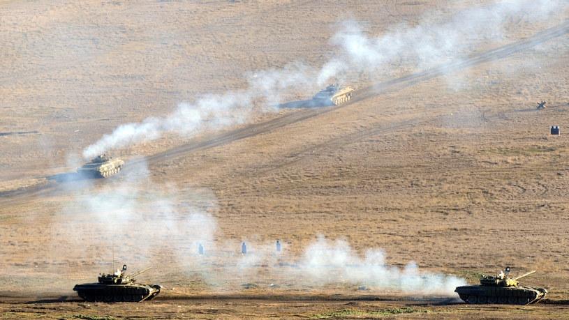 Amerykanie będą odpowiadać za batalion w Polsce? /AFP