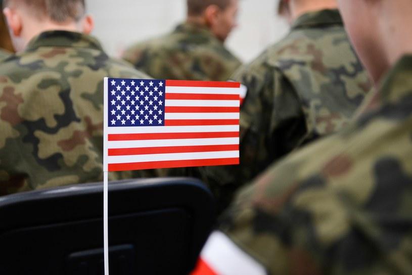 Amerykanie chcą zwiększyć kontyngent nad Wisłą przynajmniej o 1000 żołnierzy; Zdj. ilustracyjne /Adam Staśkiewicz /East News