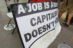 Amerykanie okupują Wall Street