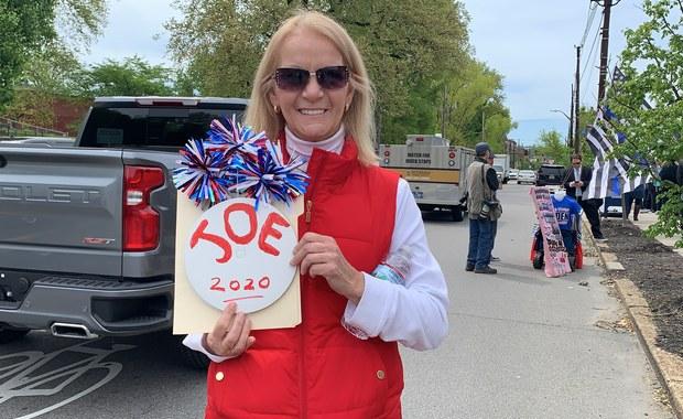 Amerykanie polskiego pochodzenia namawiają do głosowania na Bidena