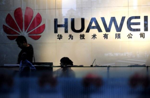 Amerykanie posądzają Huawei i ZTE o szpiegostwo /AFP