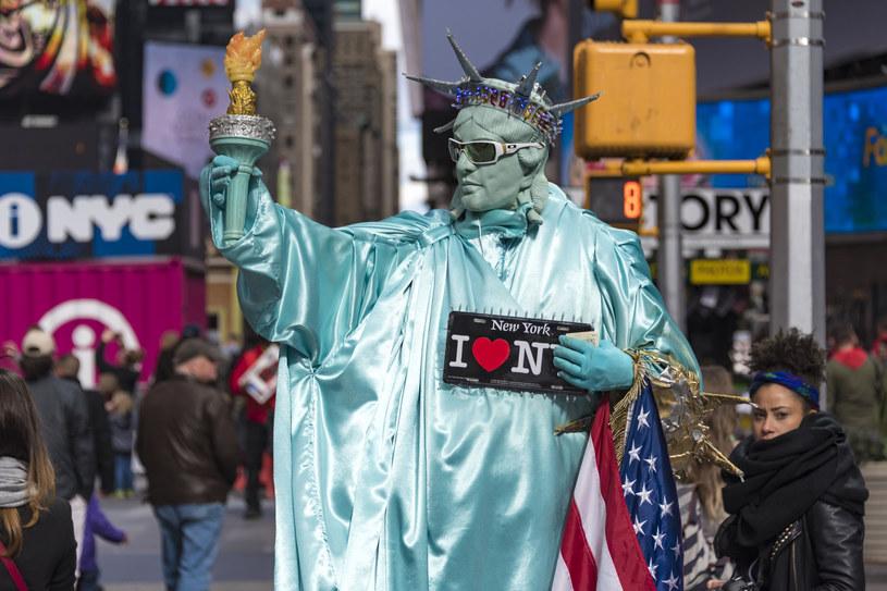 """""""Amerykanie potrafią się śmiać z siebie samych"""" /123RF/PICSEL"""
