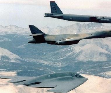 Amerykanie pracują nad nowym bombowcem strategicznym