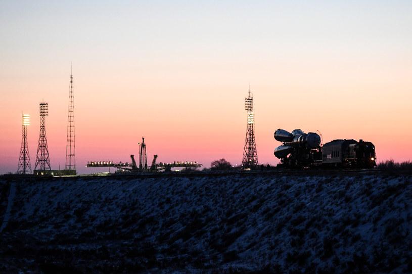 Amerykanie twierdzą, iż Rosjanie mają bron anty-satelitarną /AFP