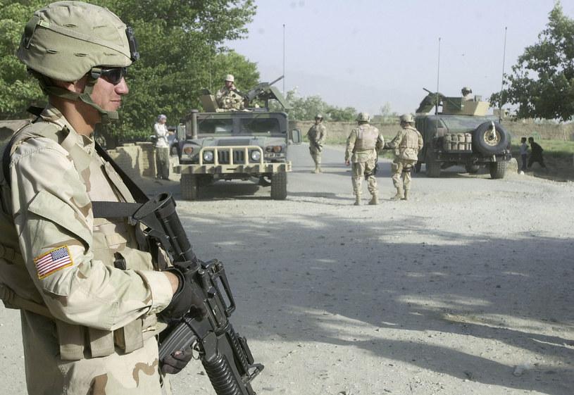 Amerykanie wycofają swoich żołnierzy z Afganistanu /SHAH MARAI /AFP
