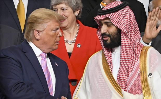 """Amerykanie wyślą wojska do Arabii Saudyjskiej. """"To wzmocni regionalne bezpieczeństwo"""""""
