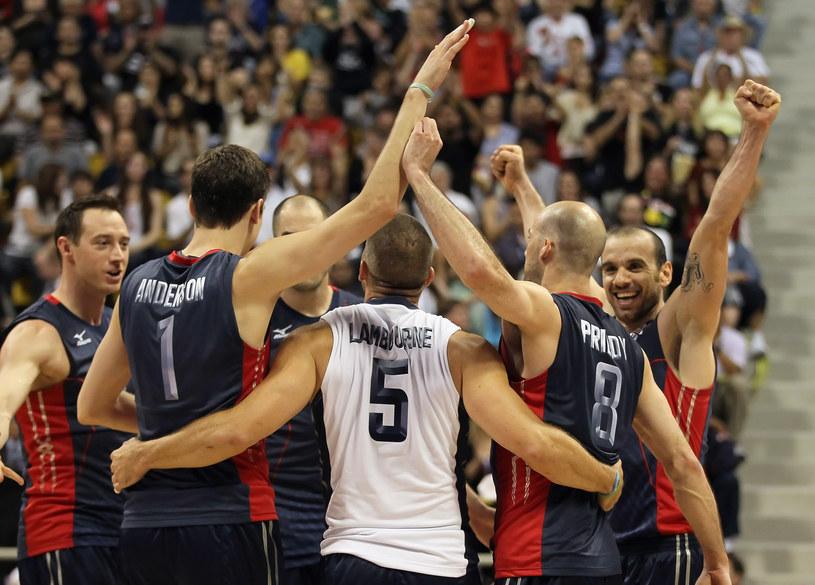 Amerykanie wywalczyli awans do Final Six Ligi Światowej. /. /AFP