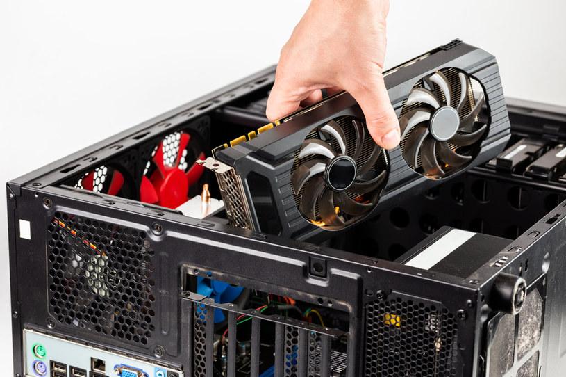 Amerykanie zabraniają sprzedaży prądożernych komputerów /123RF/PICSEL