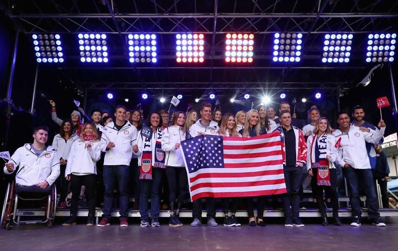 Amerykanie zastanawiają się, czy wyslać swoich sportowców do Pjongczangu /AFP