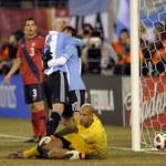 Amerykanie zremisowali z Argentyną
