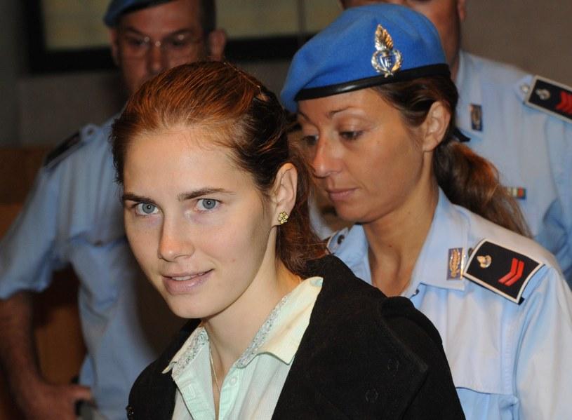 Amerykanka Amanda Knox - zdjęcie z 2011 roku /PAP/EPA