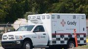 Amerykanka zarażona wirusem Ebola już w USA