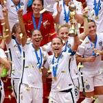 Amerykanki mistrzyniami świata w piłce nożnej