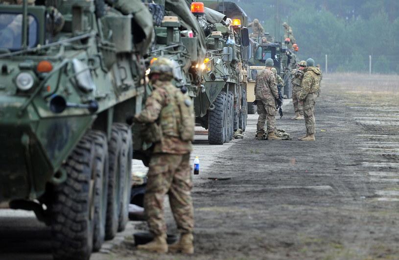Amerykańscy żołnierze przyjadą na Ukrainę 20 kwietnia /Marcin Bielecki /PAP