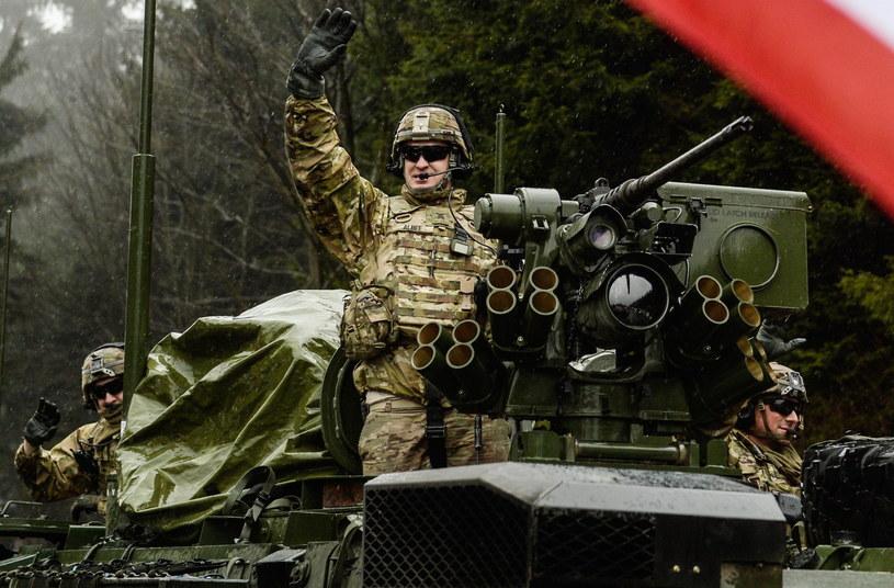 Amerykanścy żołnierze wracają do baz w Niemczech /PAP/EPA