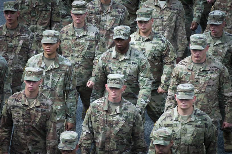 Amerykańscy żołnierze, zdj. ilustracyjne /Jaap Arriens/NurPhoto /Getty Images