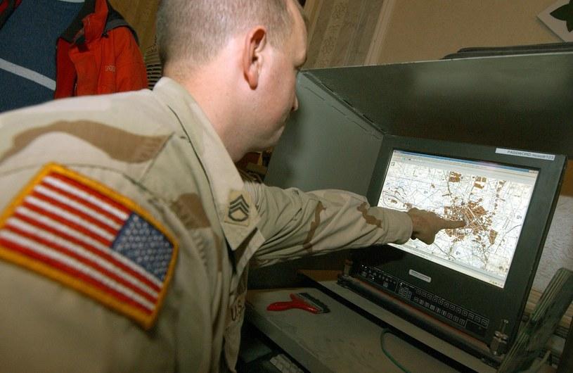 Amerykańska armia od dawna przygotowuje się na cyberwojnę /AFP