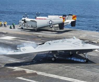 Amerykańska bitwa o przestworza: Czy drony zastąpią F-35?