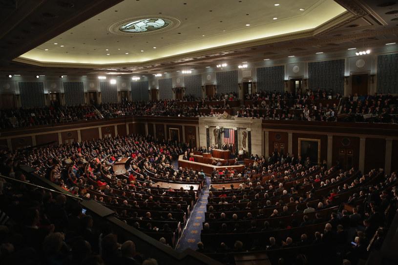 Amerykańska Izba Reprezentantów /AFP