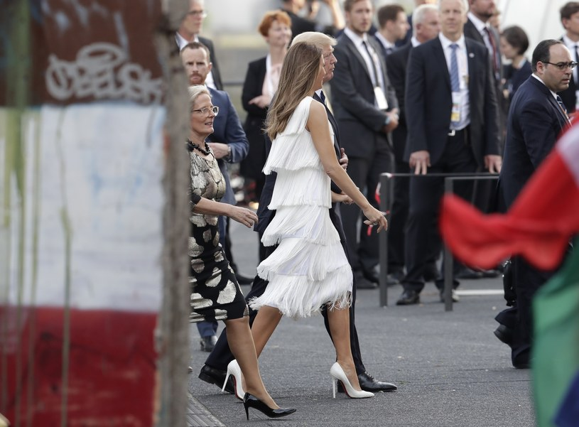 Amerykańska para prezydencka /Associated Press /East News
