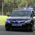 Amerykańska policja przesiada się do hybryd Toyoty