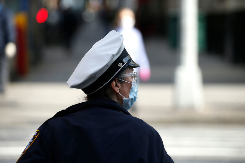 Amerykańska policja; zdj. ilustracyjne /John Lamparski /Getty Images