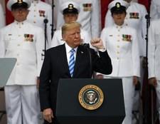 Amerykańska Polonia rozczarowana zachowaniem Donalda Trumpa