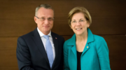 Amerykańska senator Elizabeth Warren w Polsce
