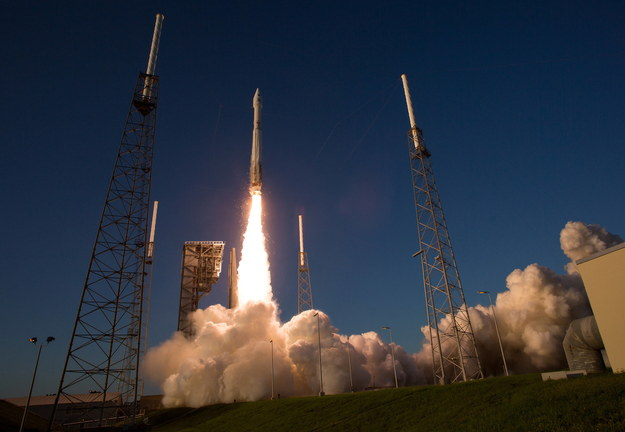 Amerykańska sonda Osiris-Rex / Joel Kowsky...... /PAP/EPA