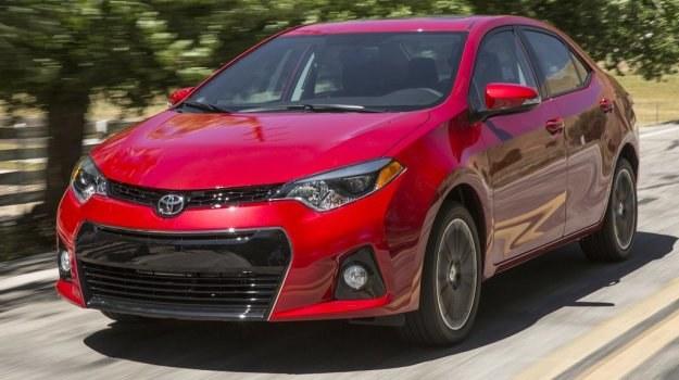 Amerykańska wersja Toyoty Corolli - kandydatka do tytułu Green Car of the Year 2014 /Toyota