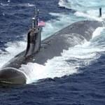 Amerykański atomowy okręt podwodny zderzył się z tajemniczym obiektem