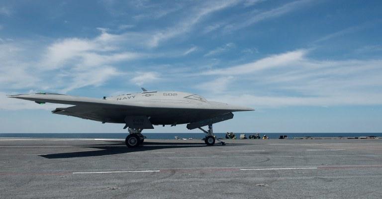 Amerykański dron /AFP