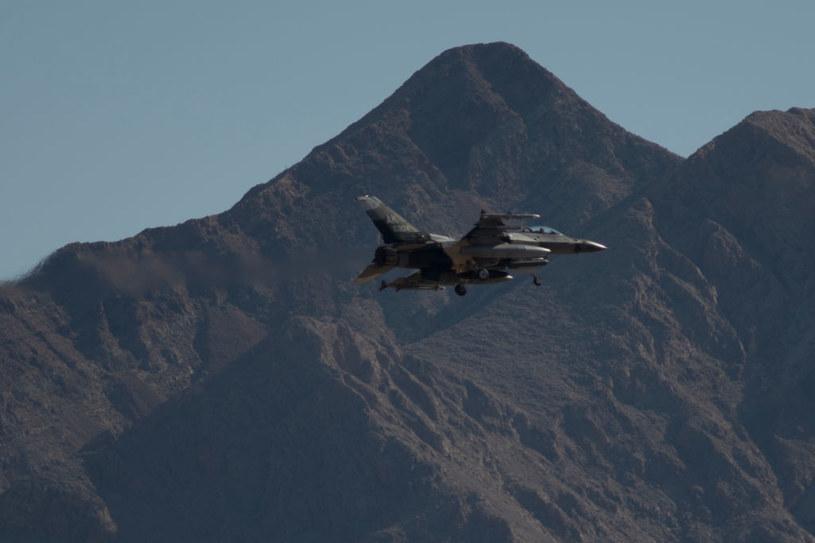 Amerykański F-16; zdj. ilustracyjne / Yichuan Cao/NurPhoto /Getty Images