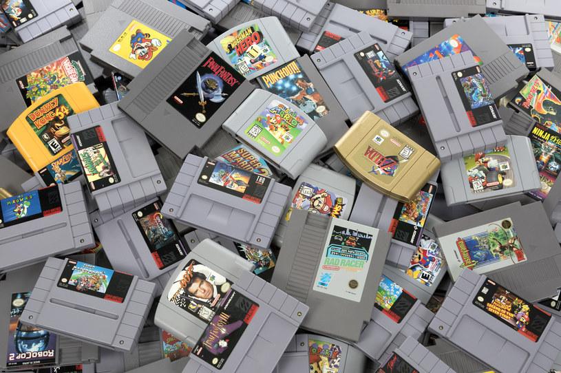 Amerykański gracz stracił kolekcję gier i konsol wartą ponad milion złotych /123RF/PICSEL