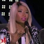 """Amerykański """"Idol"""": Wzruszona Nicki Minaj"""