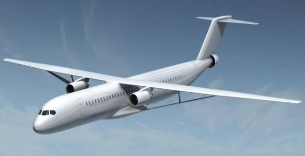 Amerykański koncern pracuje nad wieloma projektami ekologicznych maszyn.   Fot. Boeing /materiały prasowe
