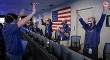 Amerykański łazik Perseverance wylądował na Marsie. Wysłał już zdjęcie