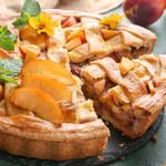 Amerykański pie z kremem albo owocami