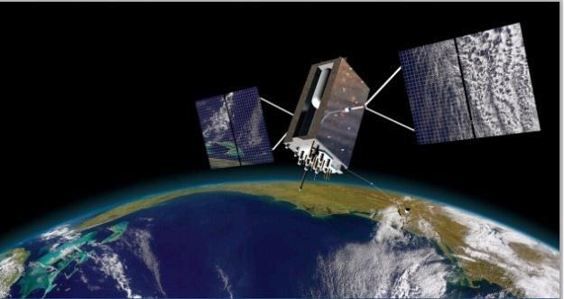 Amerykański satelita GPS III powędruje w przestrzeń w 2014 roku.    Fot. Lockheed Martin /Internet