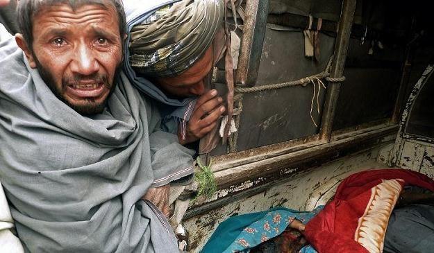 Amerykański żołnierz zabił 16 osób /AFP