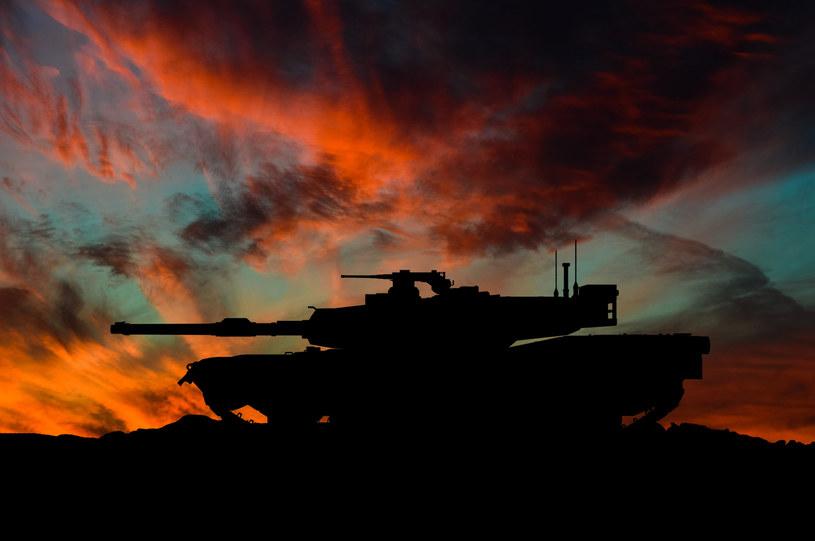 Amerykańskie czołgi Abrams trafią do polskiej armii? Zdj. ilustracyjne /123RF/PICSEL