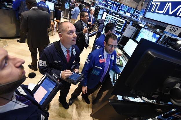 Amerykańskie giełdy na plusie, w centrum uwagi wyniki spółek /AFP