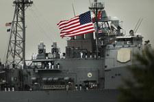 Amerykańskie niszczyciele w pobliżu spornych wysp