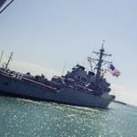 Amerykańskie niszczyciele wpłynęły na Bałtyk