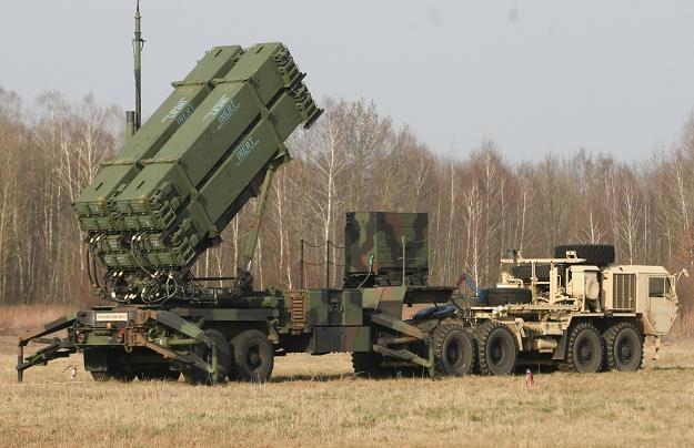 Amerykańskie rakiety PATRIOT. Fot. Michał Dyjuk /Reporter