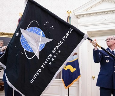 Amerykańskie siły kosmiczne prawie jak Destiny