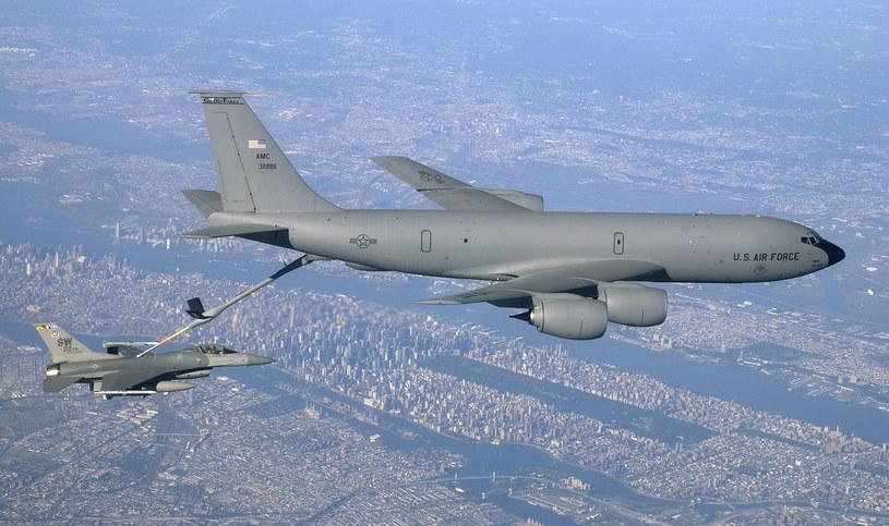 Amerykańskie siły powietrzne, zdjęcie ilustracyjne /U.S. AIR FORCE / Getty Images North America / AFP /AFP