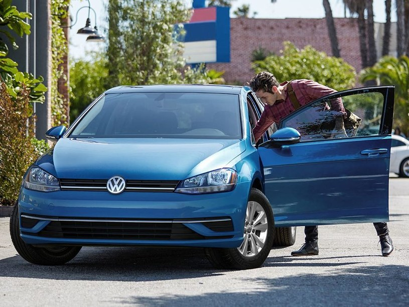 Amerykańskie wcielenie Volkswagena Golfa VII generacji /