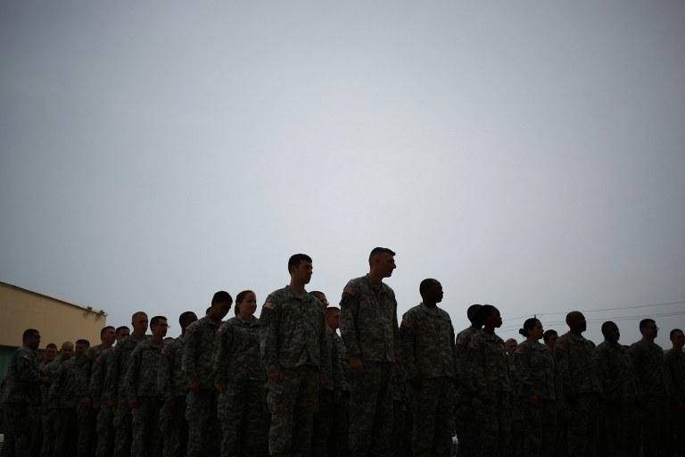 Amerykańskie wojsko rozpoczęło manewry z Koreą Północną; zdj. ilustracyjne /LUKE SHARRETT / GETTY IMAGES NORTH AMERICA / AFP /AFP