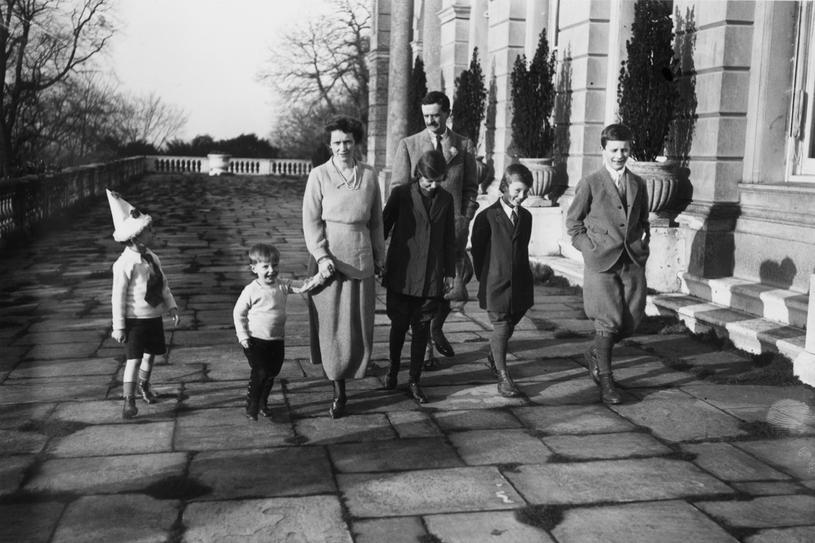 Amerykańsko-brytyjska rodzina Astorów stała się jednym z najbardziej wpływowych rodów arystokratycznych na Wyspach /Getty Images